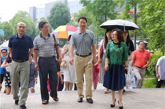 福建省泉州市直机关工会主席培训班学员到稻ballbet贝博注册参观